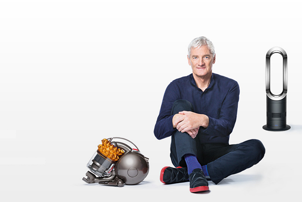 All about james dyson пылесос polaris или dyson