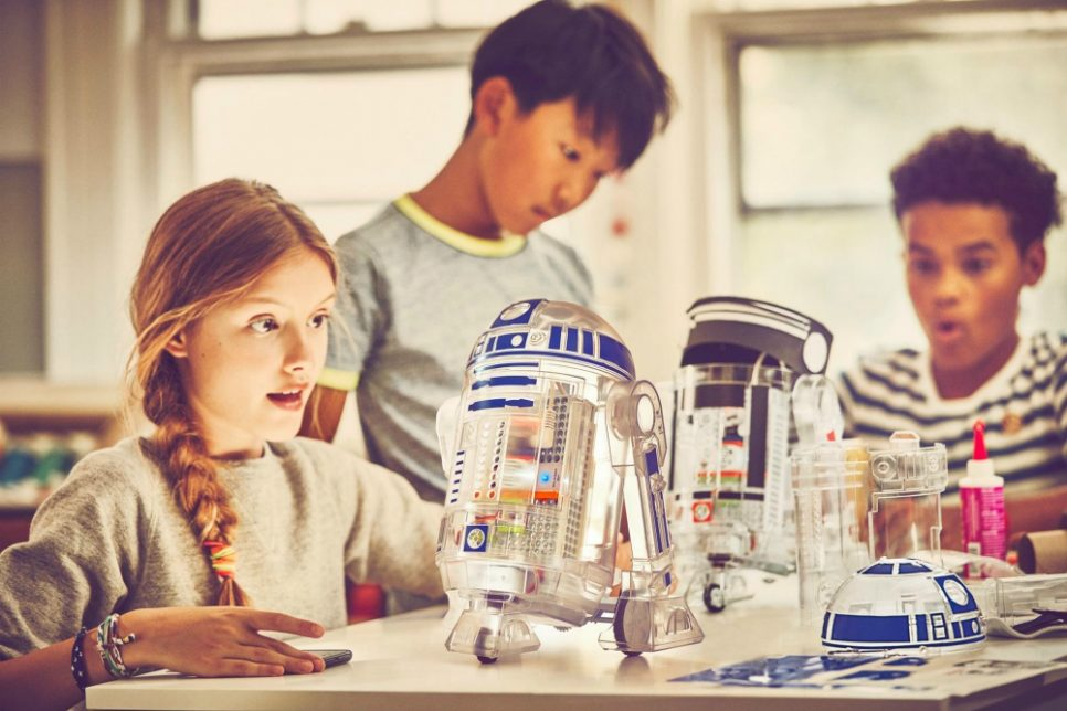 Kids Can Now Build Their Own Star Wars Droids