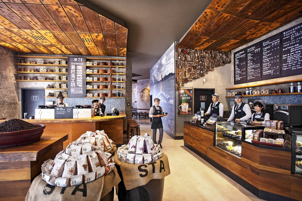 Starbucks China Uses Smart Design To Make Taking Coffee To Go Easier