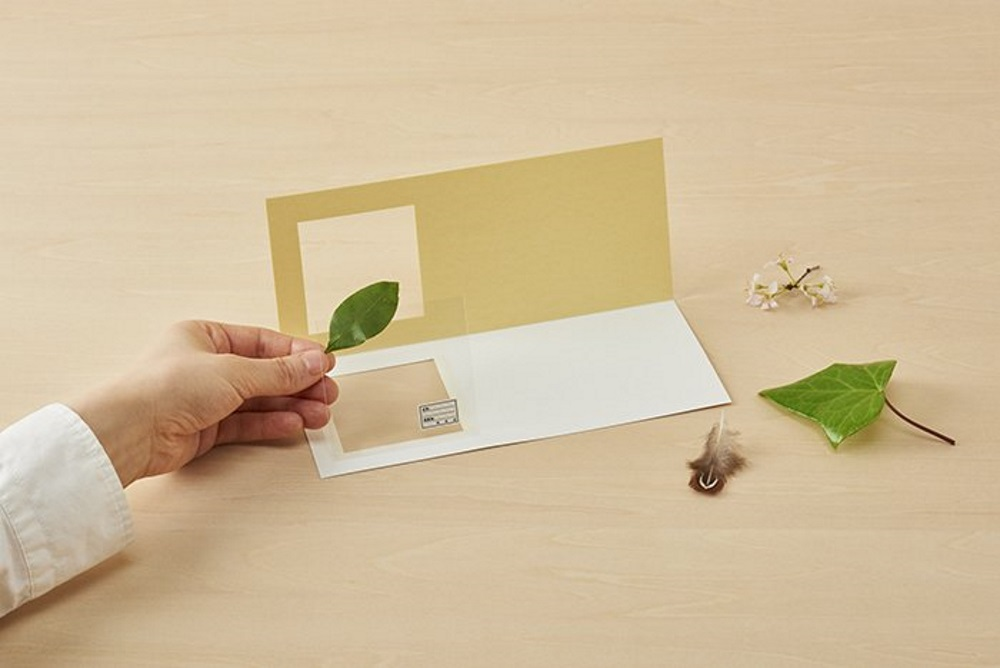 Japanese Stationary Lets You Send Back A Piece Of Your Travels