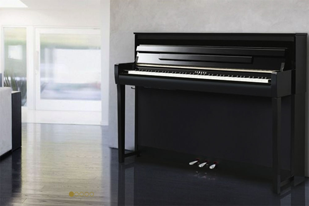 Yamaha's Smart Piano Can Teach You How To Play