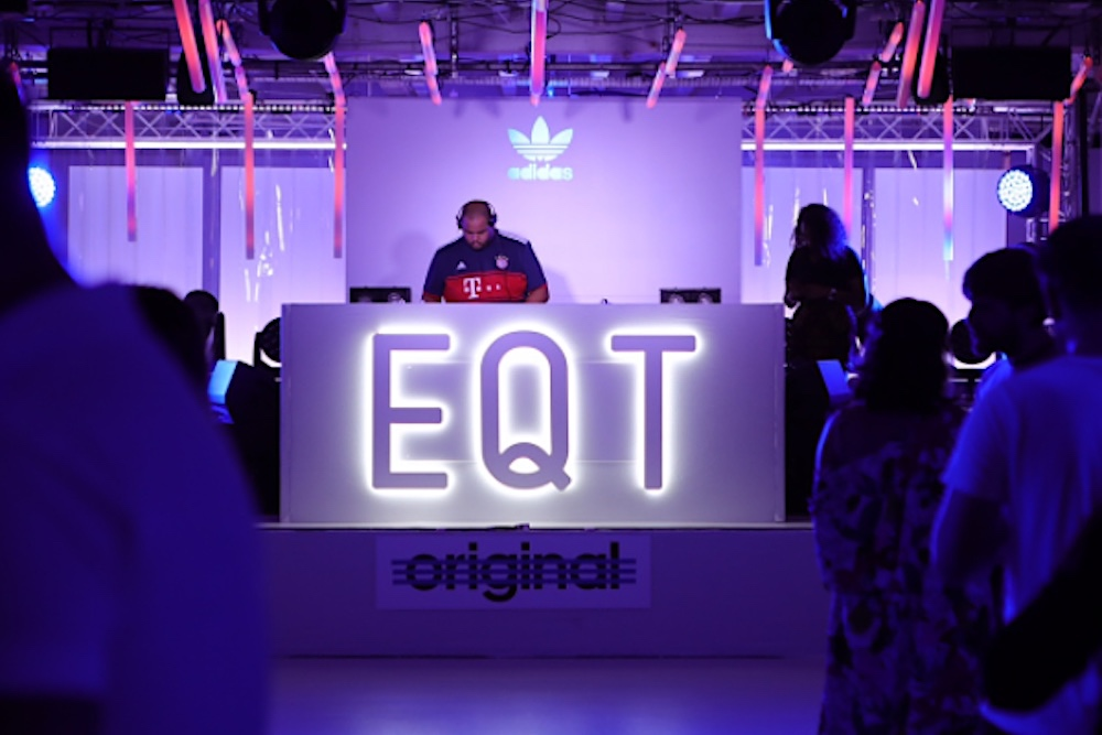 Adidas Pop-Up Talk Series Brings Creatives Together In London
