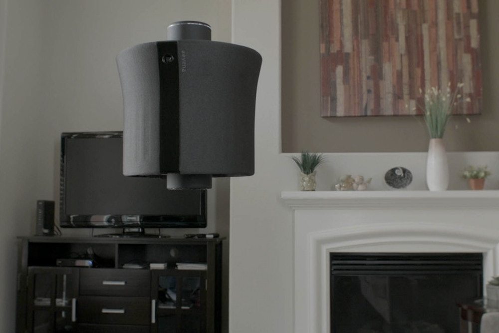 This Indoor Drone Makes Sure Your Home Is Secure