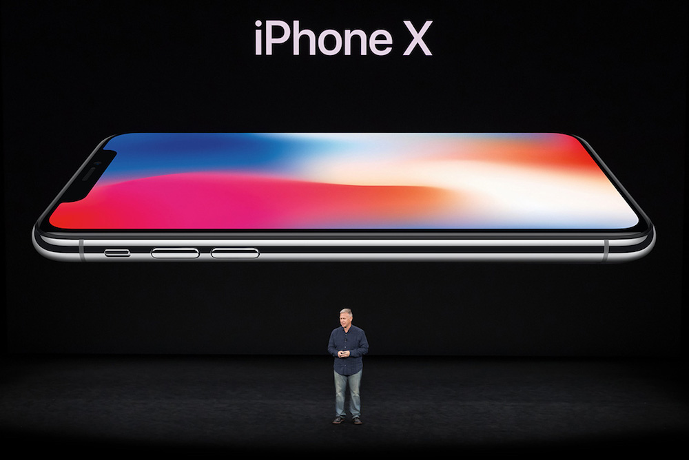 Will The iPhone X Defy The S-Curve Of Technology?