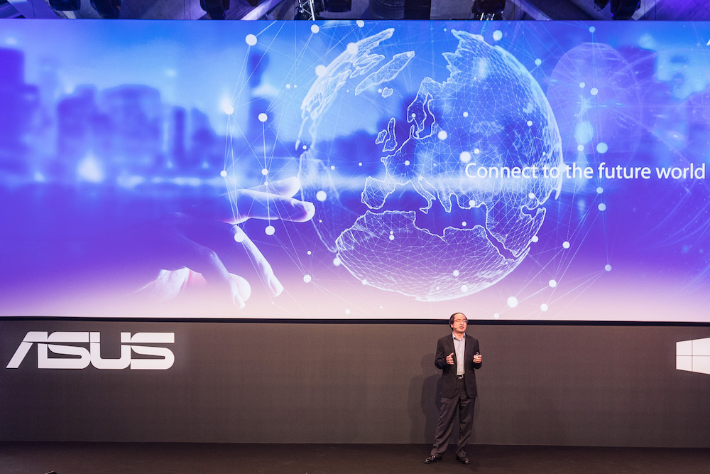 ASUS Is Working To Bring American Startups To Asia
