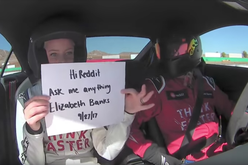 Audi Holds Reddit AMA In A Sports Car Traveling 130 Miles Per Hour