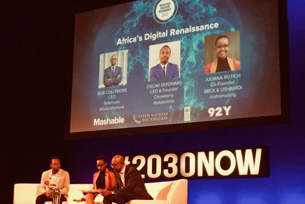 How Technology Is Providing Solutions For Market Gaps In Africa