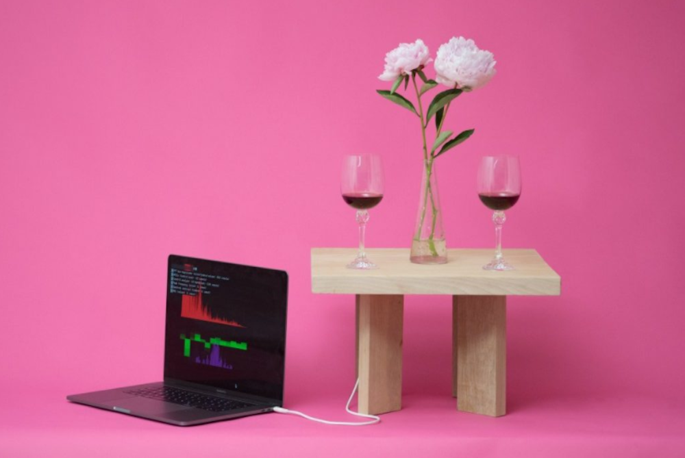 Table Chooses Music Based On What You're Drinking
