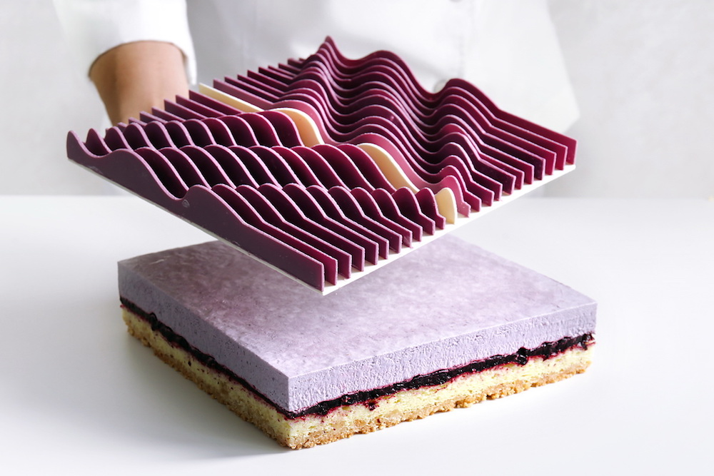 These Geometric Tarts Turn Patisserie Into Architecture