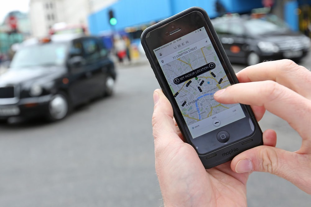 Why Uber Has Had Its London License Revoked