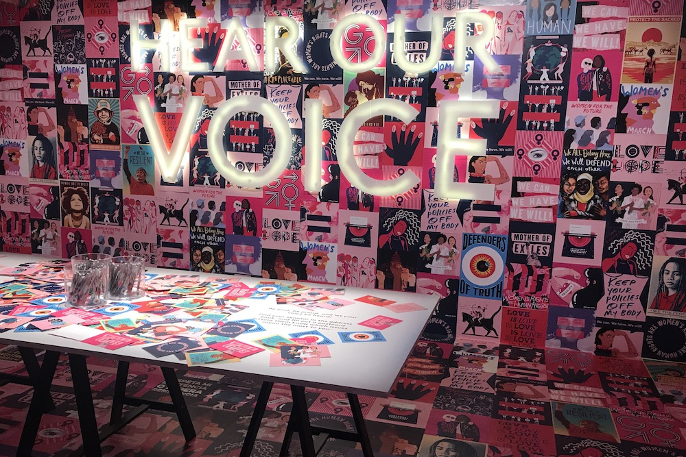 5 Of The Most Engaging Activist-Inspired Installations At 29Rooms