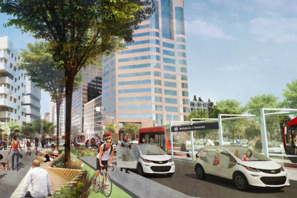 Lyft Reimagined Street Design For The Future Of Mobility