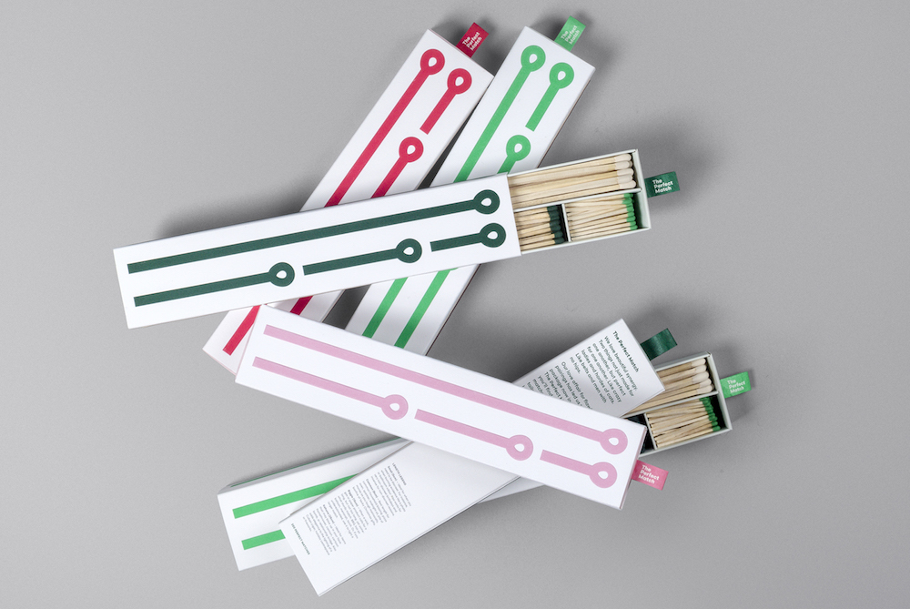These Matches Use A Simple Design To Solve A Common Problem