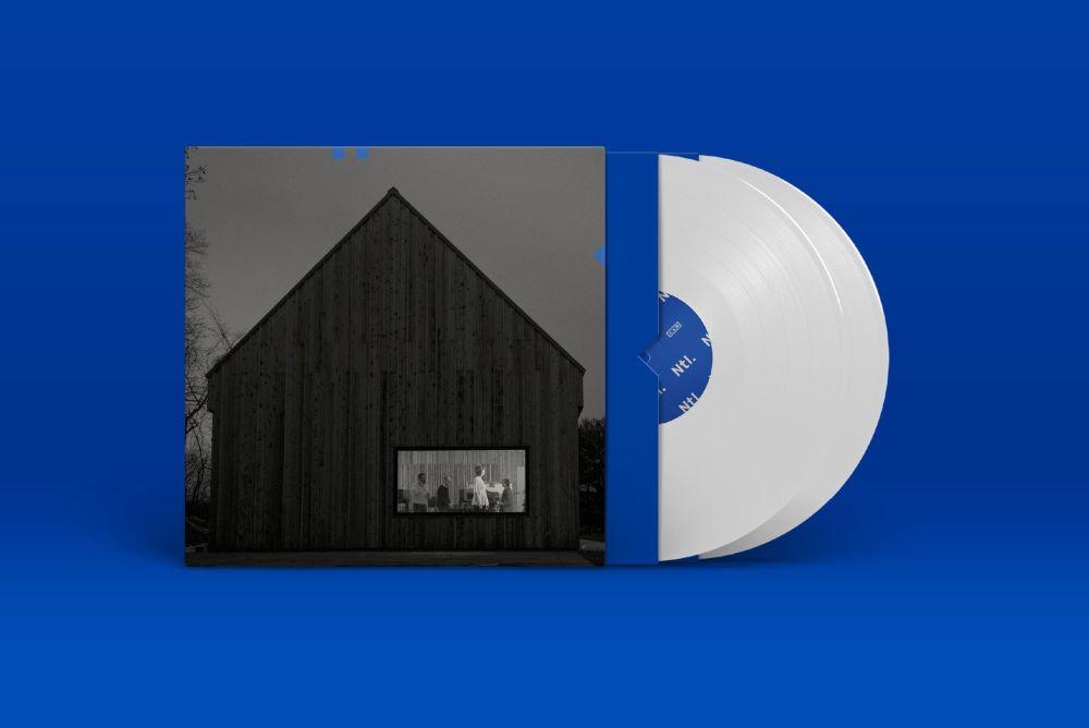 Pentagram Designs Corporate Branding For A New Indie Album
