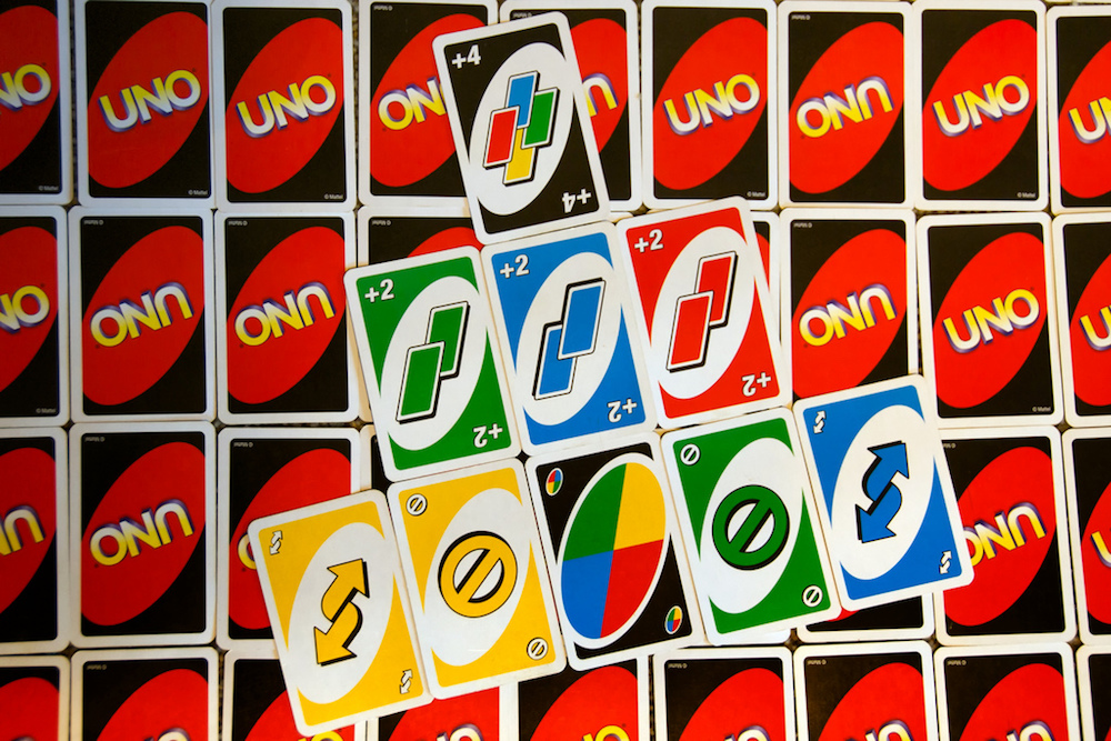 Classic Card Game Uno Has Been Redesigned For Color-Blind People