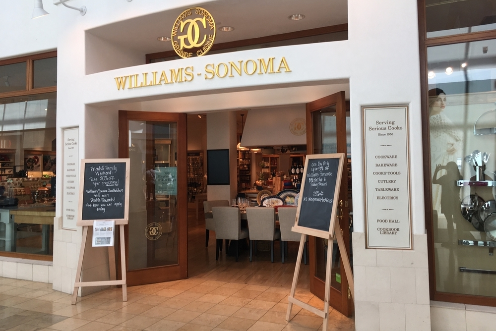 Williams Sonoma Will Soon Accept Payment Through Venmo