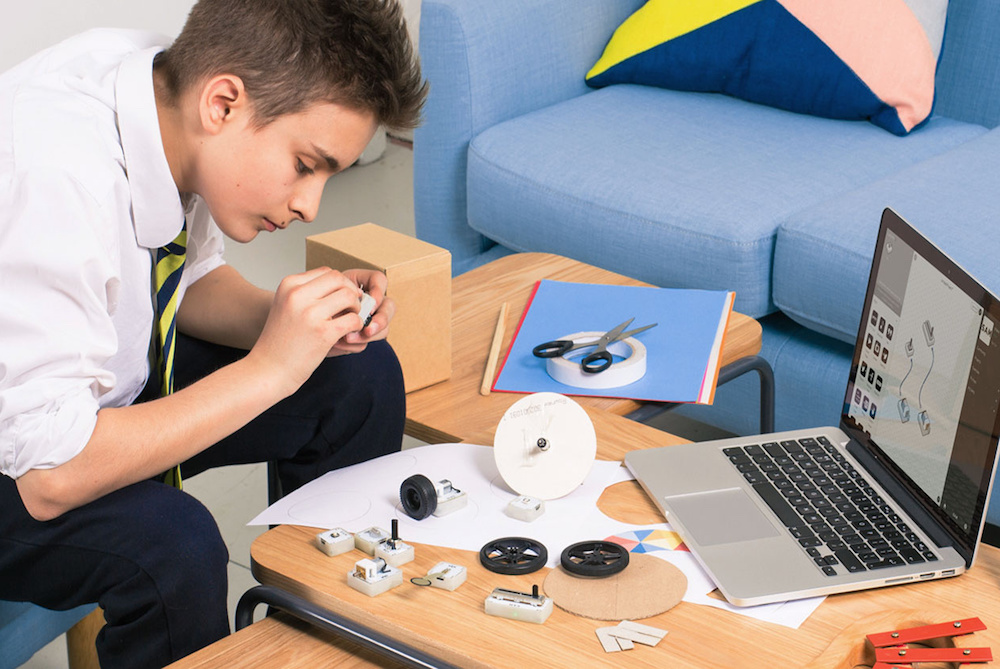 This Startup Is Teaching Kids To Code With IoT Technology