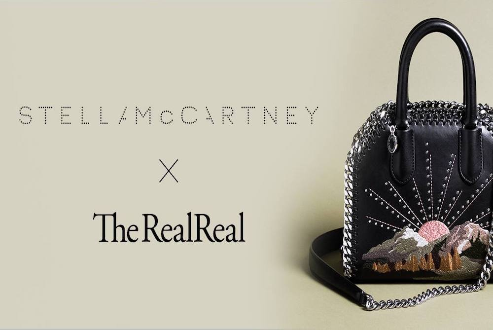 Stella McCartney Officially Endorses Consignment Of Her Own Goods