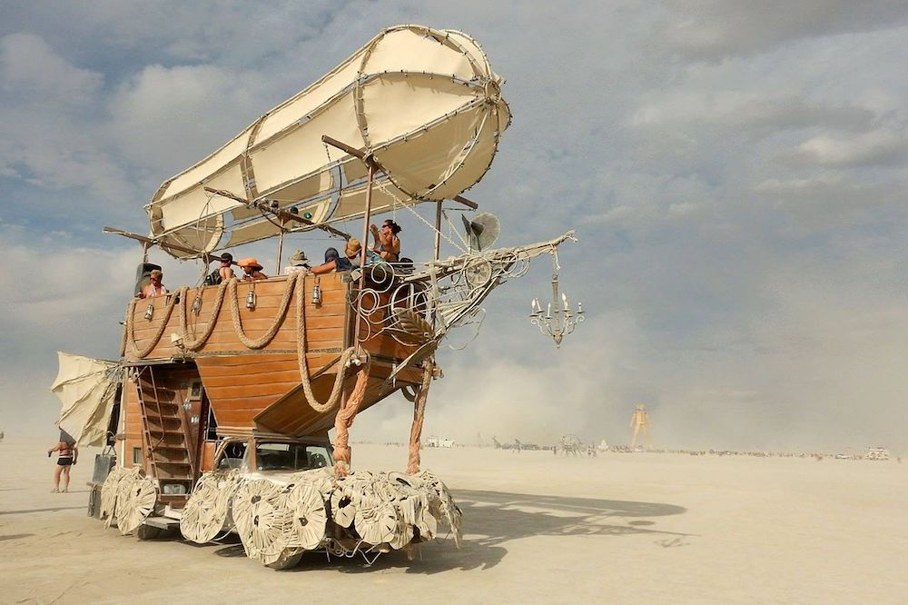 PurpleList Podcast Episode 17: How Burning Man Is A Microcosm Of The Experience Economy At Play