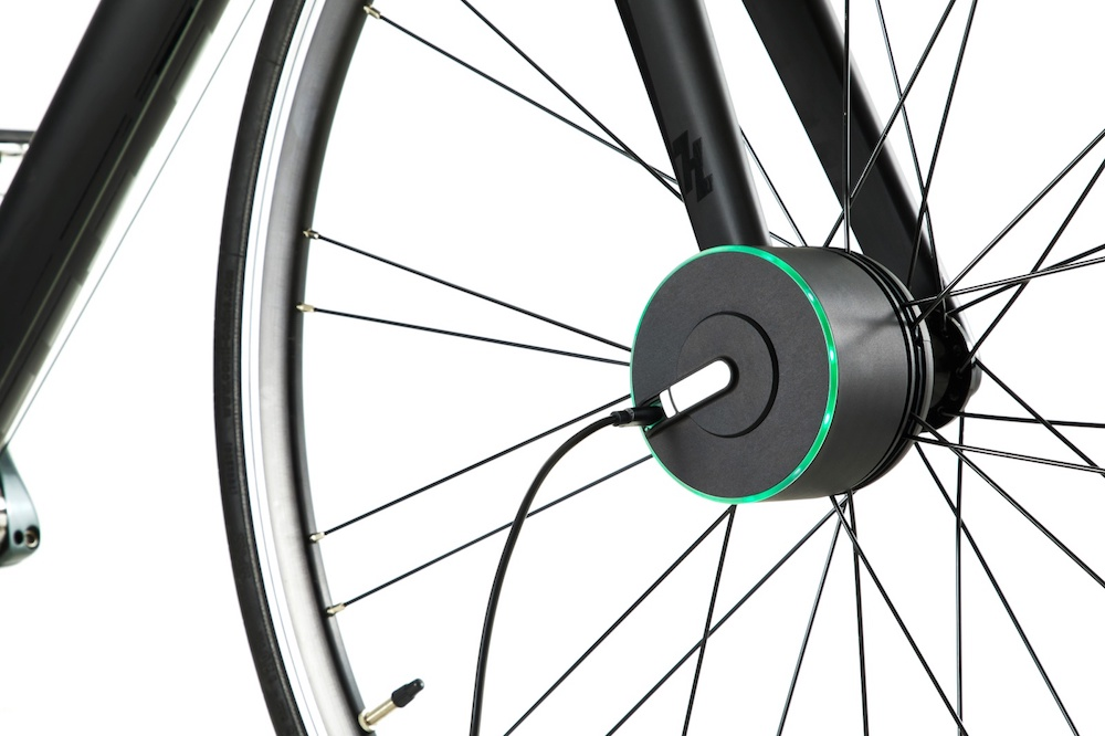 Bicycle Lock Sends Out An Alert If Someone Tries To Steal Your Bike