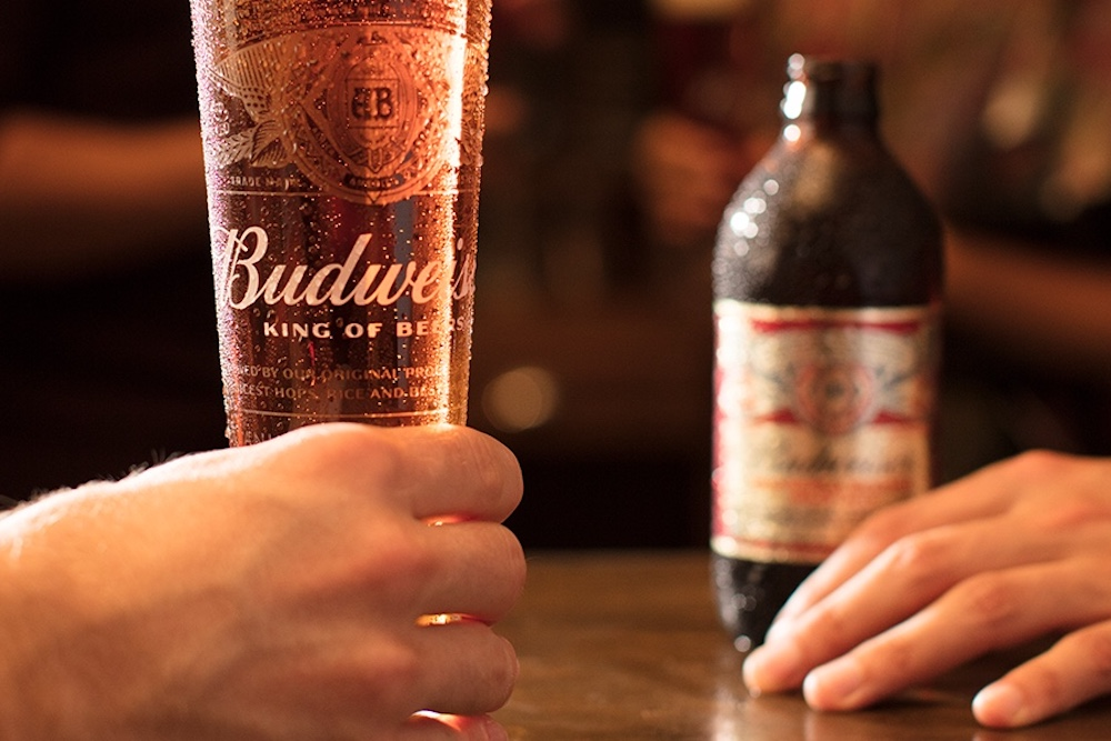 Budweiser's Latest Product Is A Brew First Made Before Prohibition