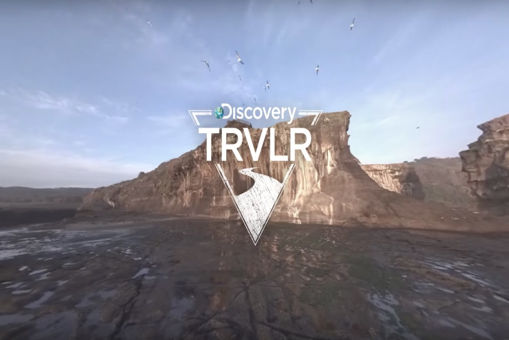 Discovery And Google Team Up For A Virtual Reality Travel Documentary