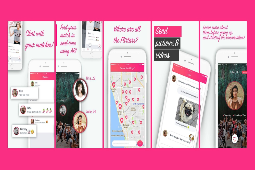 Dating App Uses Augmented Reality To Find Your Match