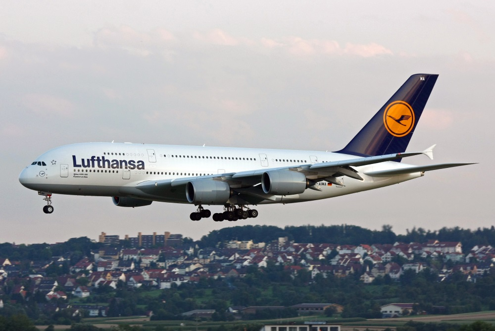 Lufthansa Wants To Turn Airplanes Into Event Spaces