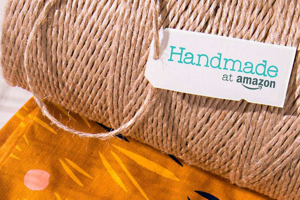 Amazon Is Expanding Its Handmade Offerings