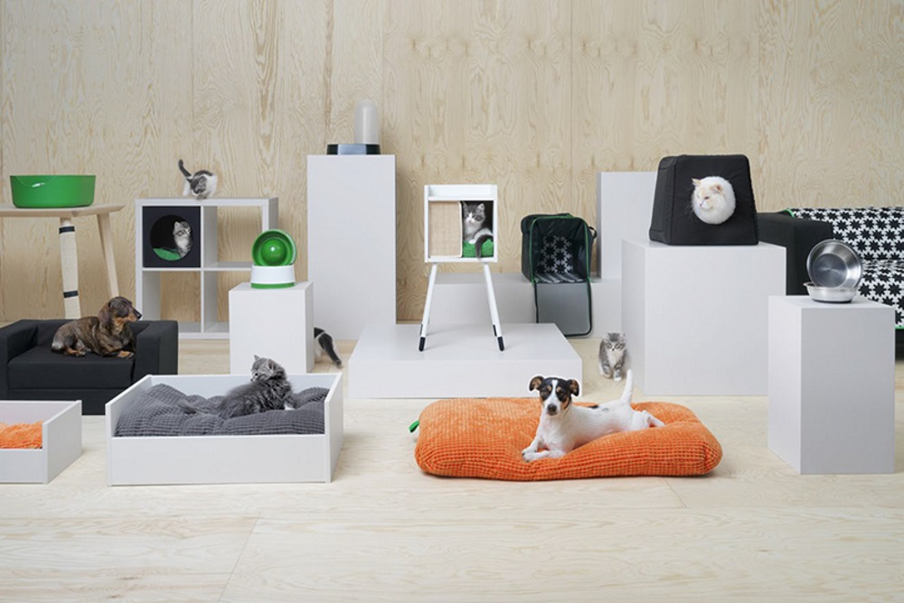 IKEA Has Launched A Furniture Line For Pets