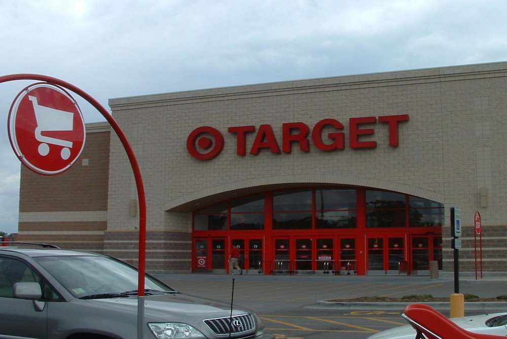 Target Has Launched A Drive-Up Pilot Store