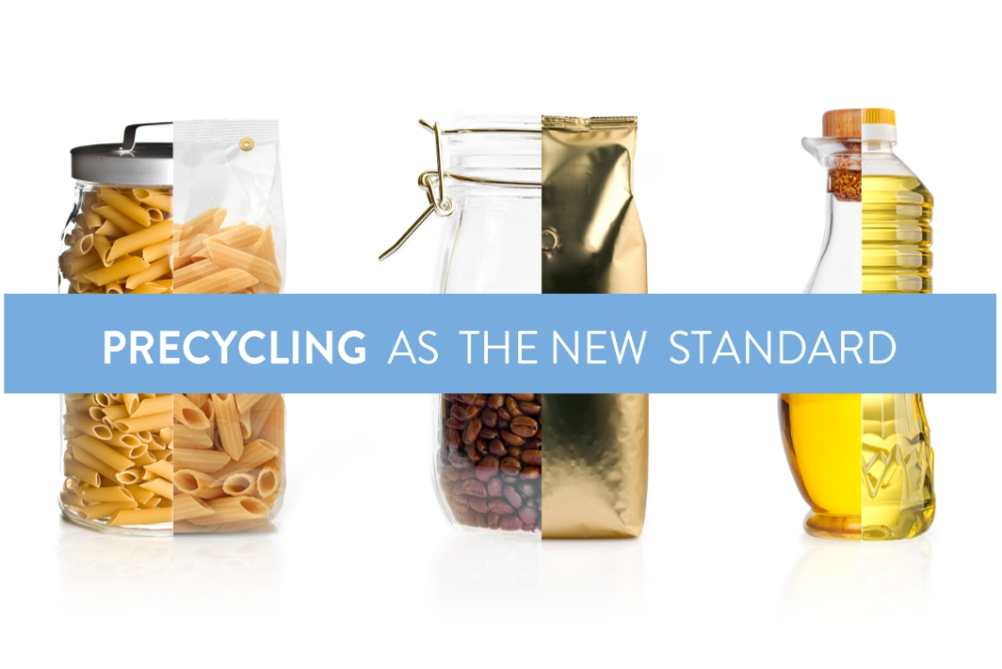 'Precycling' Concept Aims To Eliminate Food Packaging Waste