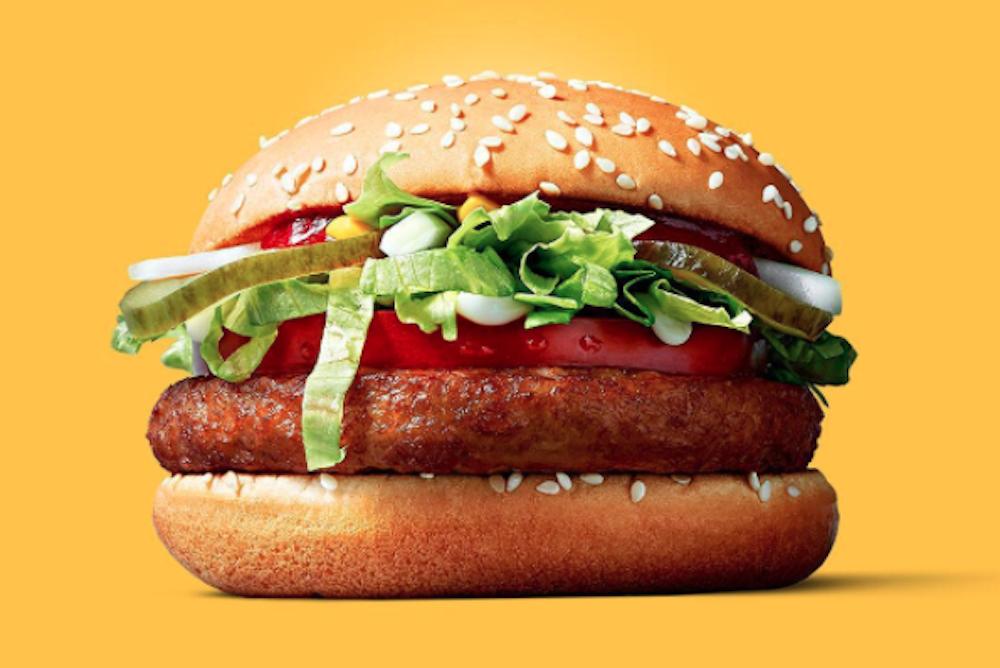 McDonalds Has Debuted The McVegan In Finland