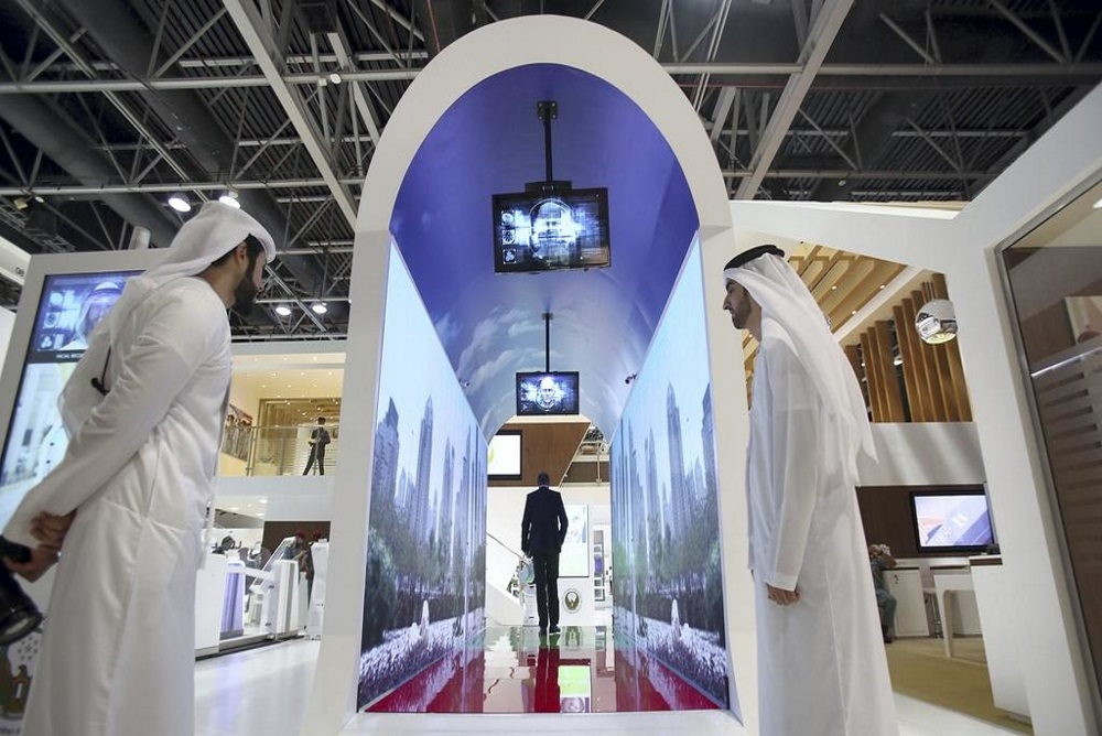 The Dubai Airport Can Now Scan Every Traveler's Face Via A Video Tunnel
