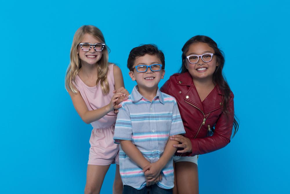 These Customizable Eyeglasses Let Kids Create Their Own Pair