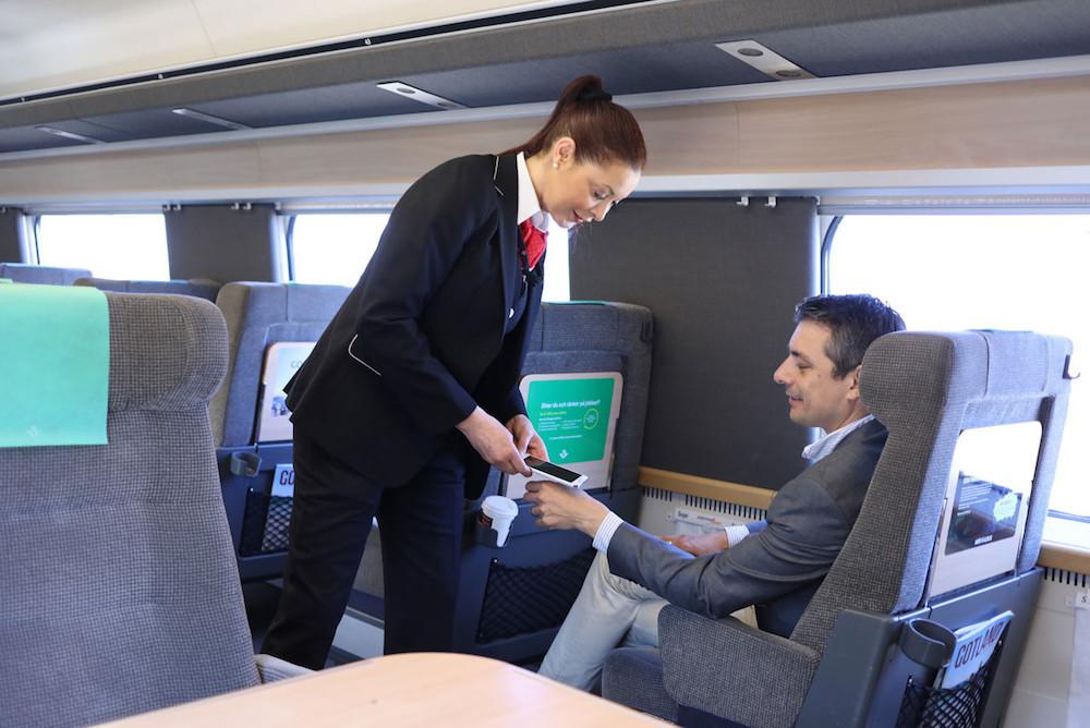 Swedish Rail Company Begins Accepting Microchip Tickets