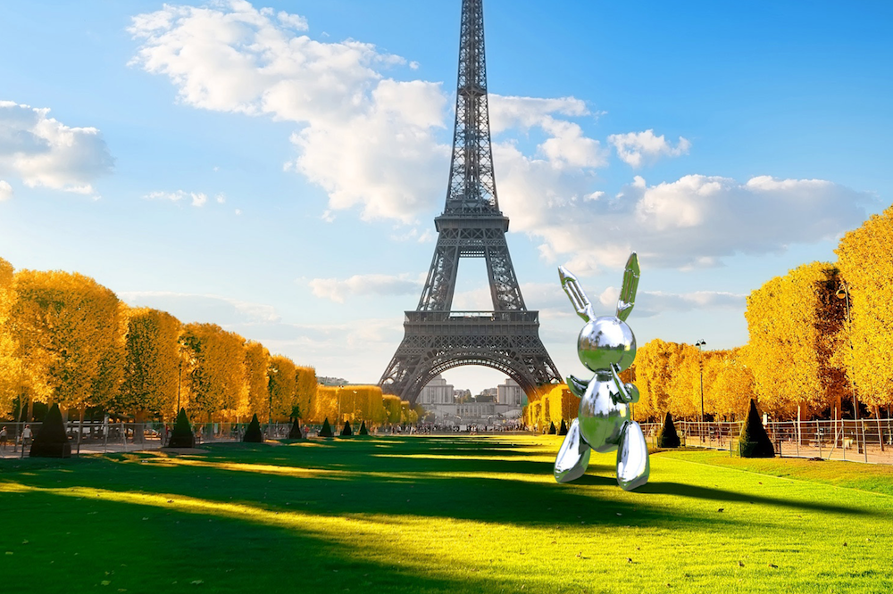 Snapchat Is Featuring Artist Jeff Koons' Work In World Lenses