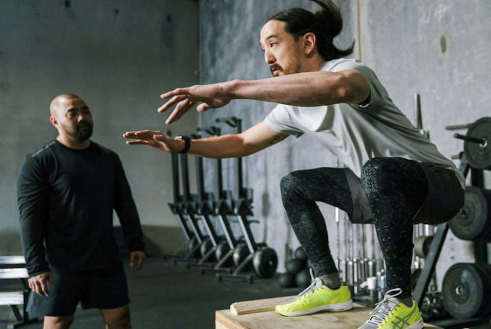 Asics Sets Sights On Becoming A Health And Wellness Brand