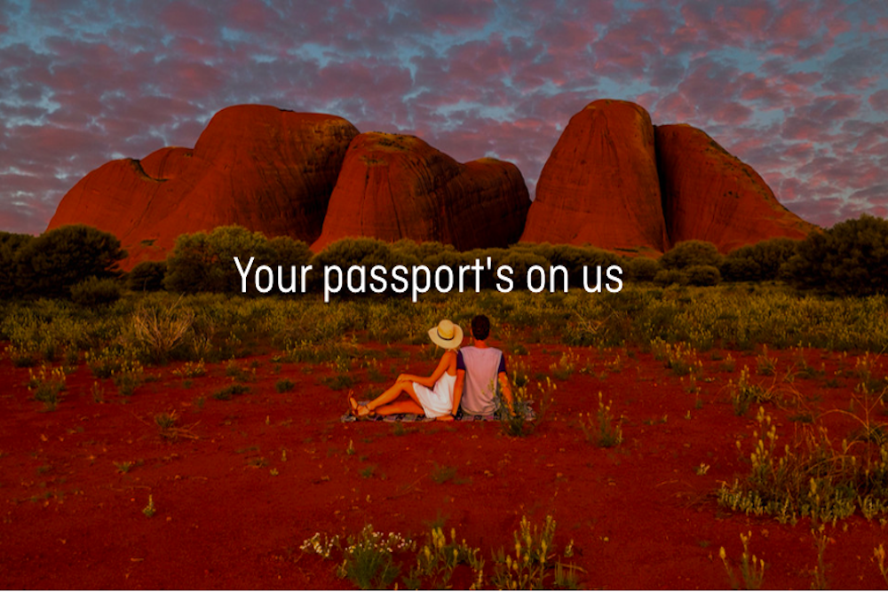 Qantas Will Cover The Cost Of A New Passport If American Travelers Visit Australia