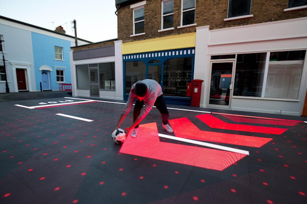 Prototype Crosswalk Moves And Adapts To Prioritize Pedestrians