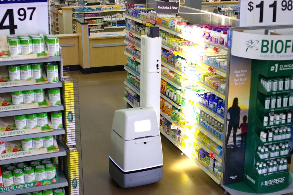 Walmart Is Using Robots To Restock Store Shelves