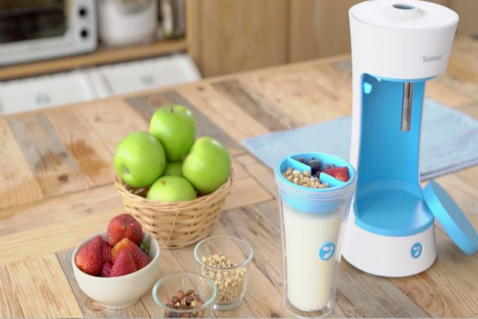 Device Automates The Process Of Making Yogurt At Home