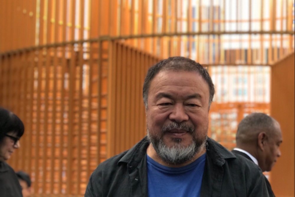 Ai Weiwei Builds Elaborate Cages Across New York City Parks