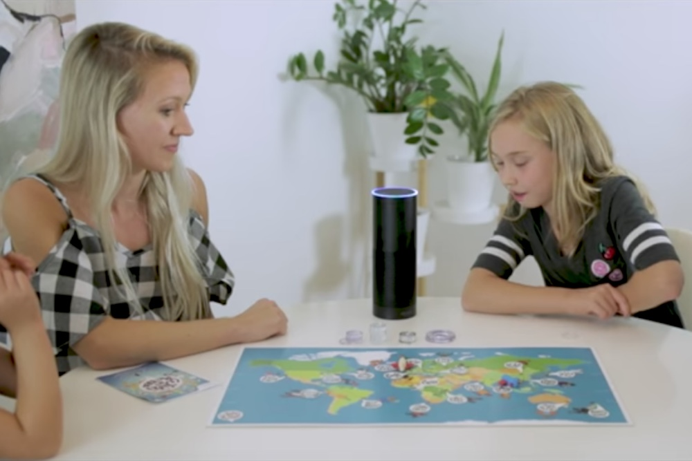 Amazon's Alexa Will Play The Host Of A Trivia Board Game