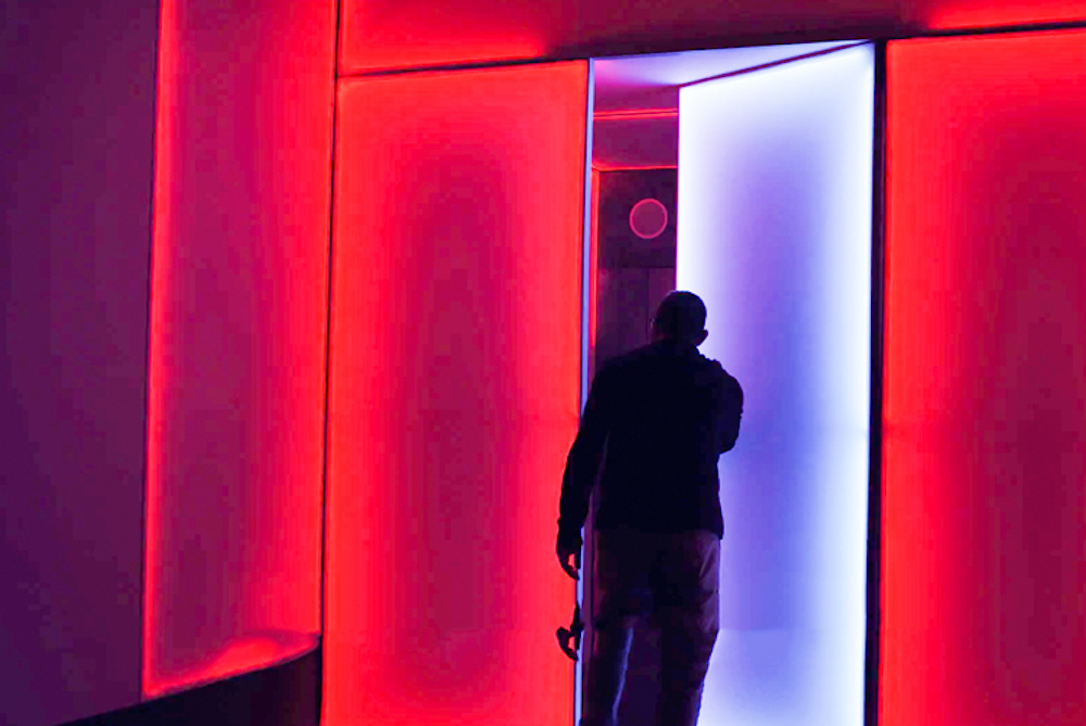 Audi Opens Futuristic Escape Room To Promote Electric Car Technology