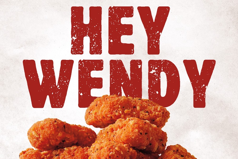 Burger King Made Ads Out Of Tweets Disparaging Wendy's