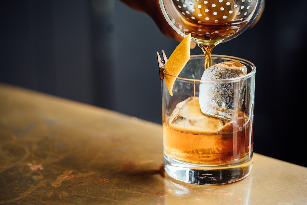 This Brooklyn Bar Has Space For Just Two People And The Bartender