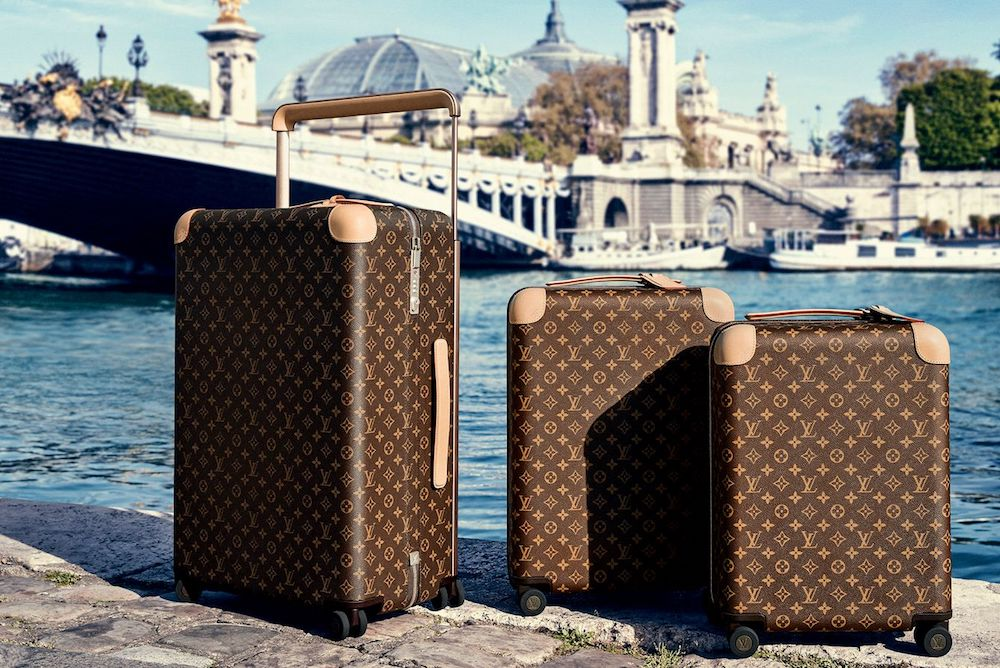 Redesigned Rolling Suitcase Makes Packing Easier