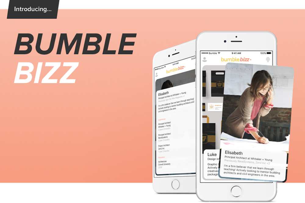 Bumble Has Developed A More Casual Approach To Business Networking