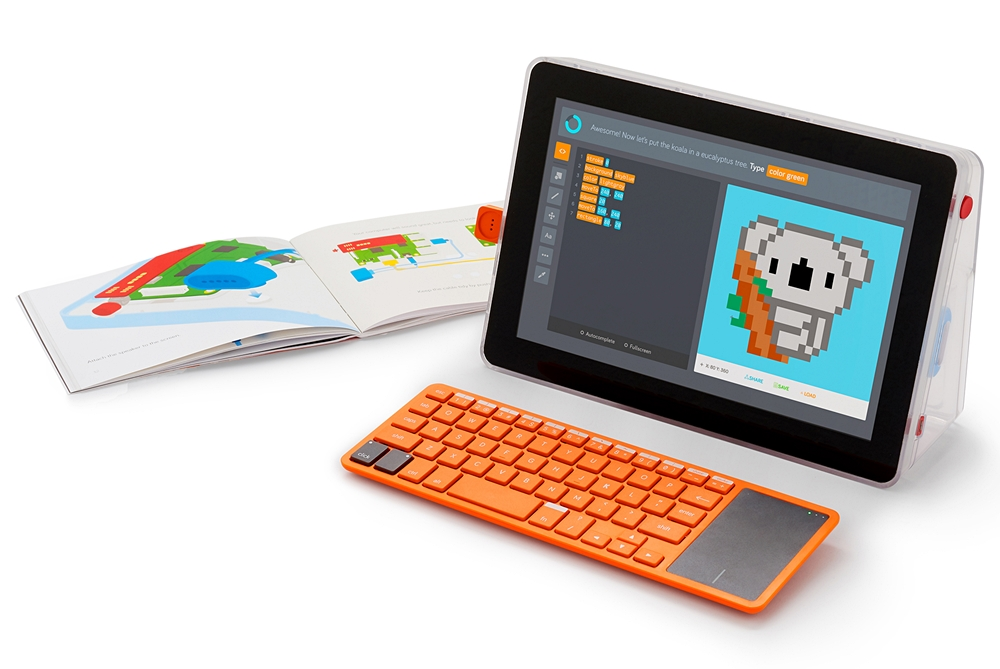 This Laptop Teaches Kids (And Adults) How To Code